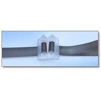 Plastic buckles PP-12 and PP-16 mm
