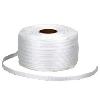 PES 25 95EX polyester cord straps (cross woven) 400 m/coil