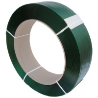 PET 12 x 0,60 mm, 406/145 - 2500 m polyester straps