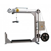 SFF - semiautomatic strap feeder - for steel, PP & PET straps
