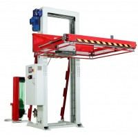 TP-713H CASTOR II - fully-automatic PP or PET strapping machine