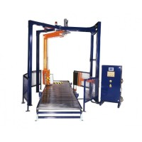 EXP-201A60 - pallet stretch wrapping machine