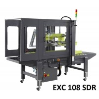 EXC-108 SDR - carton sealing machine (incl. safety cover)