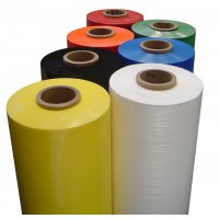 Machine stretch films