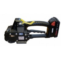 Battery powered plastic strapping tool FROMM P318 (9-13mm)